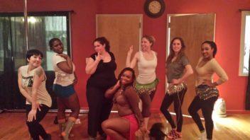 Sensual Belly Dance Workshops