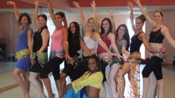 Bridal Belly Dance Workshop: 8.25.12