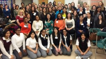 Young Women's Leadership Network (2013-2014)