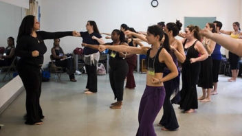 Theatrical Belly Dance Conference – 2010