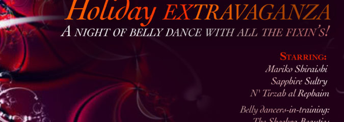 Belly Dance/Salsa Fusion @ The Slipper Room